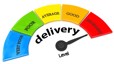 Delivery Meter